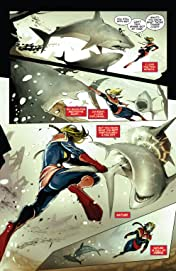 Captain Marvel (2012-2013) #7