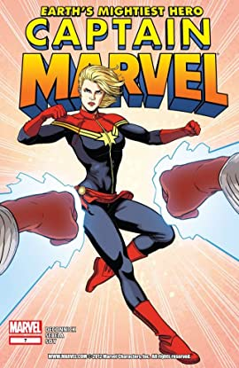 Captain Marvel (2012-2013) #7