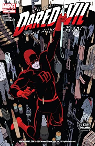 Daredevil (2011-2014) No.20