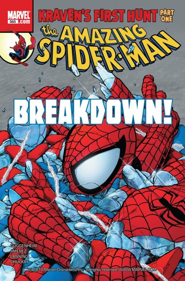 Amazing Spider-Man (1999-2013) #565