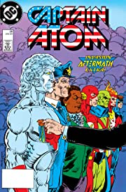 Captain Atom (1986-1991) No.25