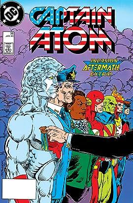 Captain Atom (1986-1991) No.25