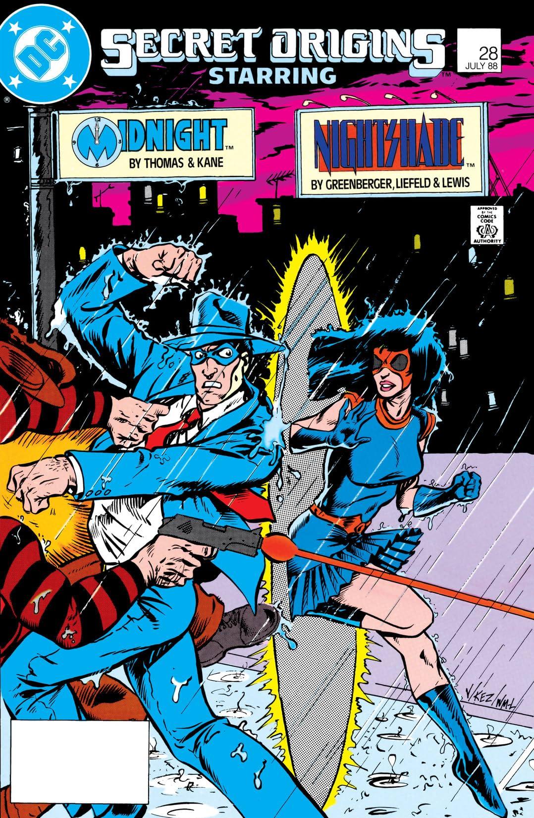 Secret Origins (1986-1990) #28