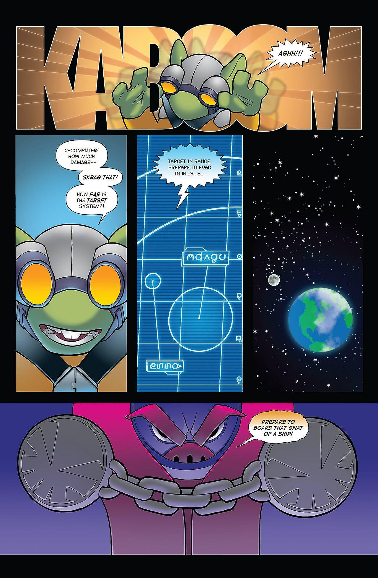 Kozmik #1
