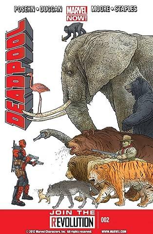 Deadpool (2012-) #2