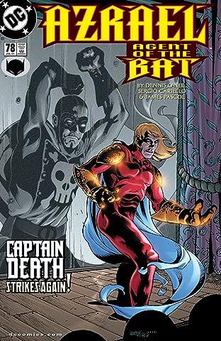 Azrael: Agent of the Bat (1995-2003) #78