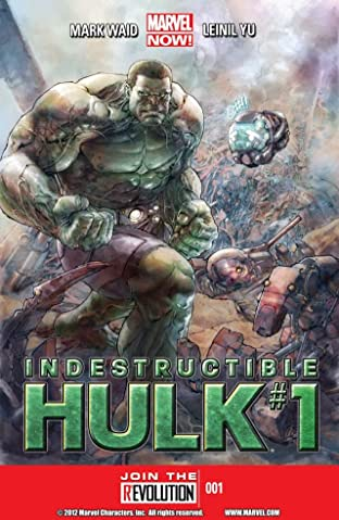 Indestructible Hulk No.1