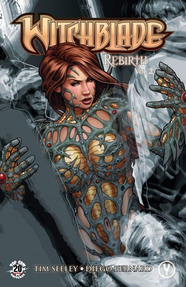 Witchblade Rebirth Vol. 2