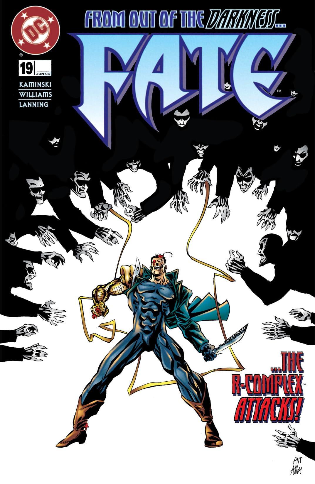 Fate (1994-1996) #19