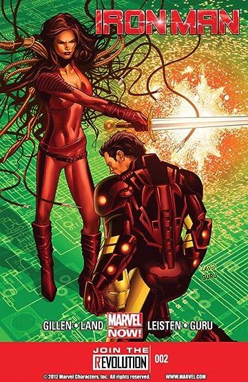 Iron Man (2012-2014) #2