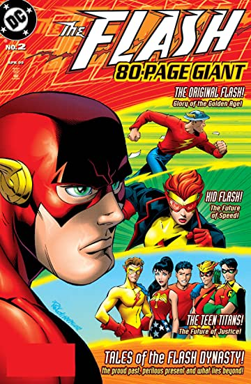 The Flash 80-Page Giant (1999) #2