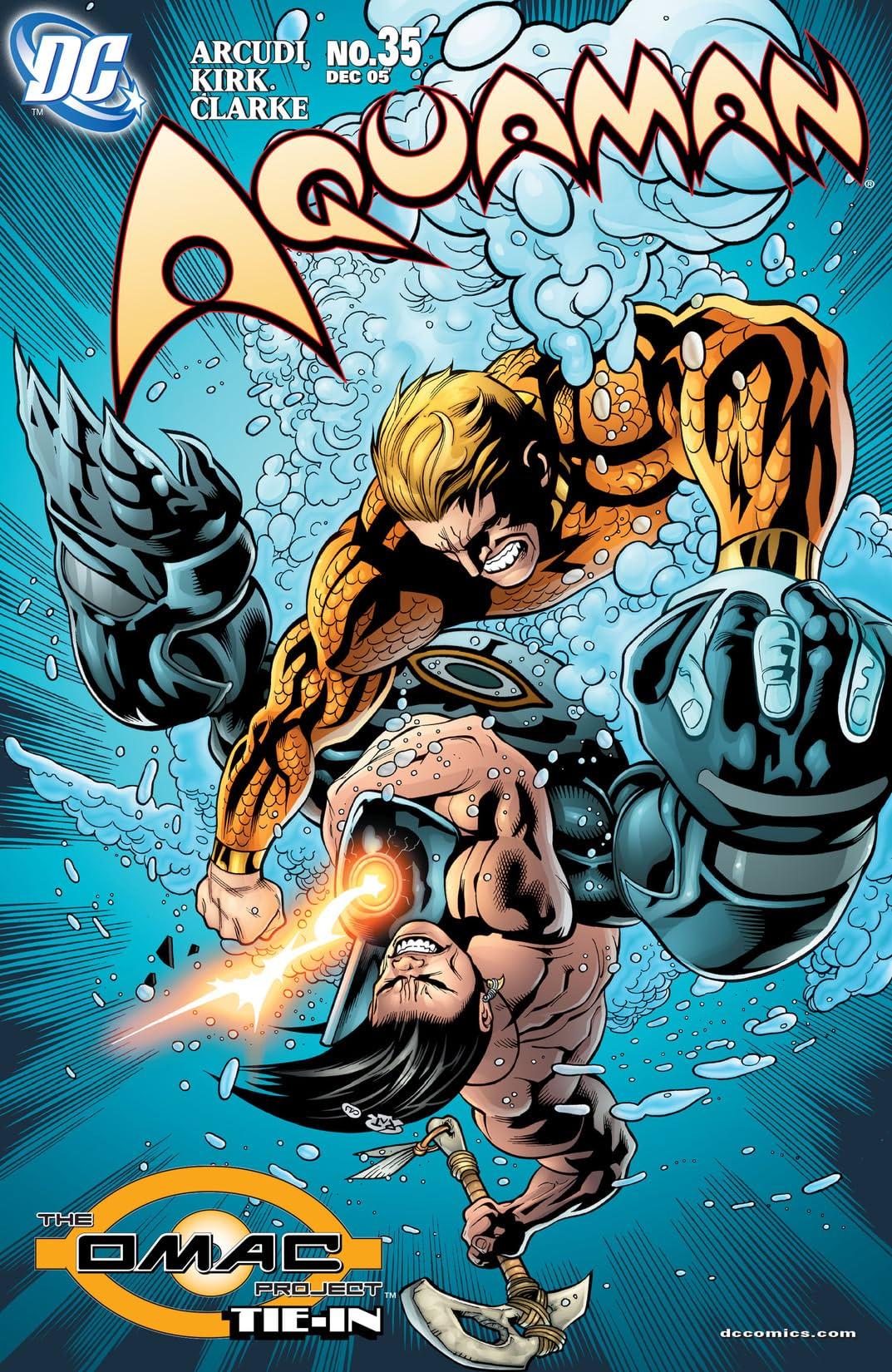 Aquaman (2003-2006) #35