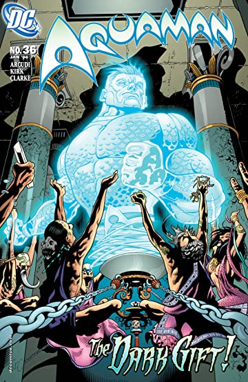 Aquaman (2003-2006) #36