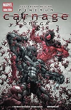 Minimum Carnage: Omega No.1