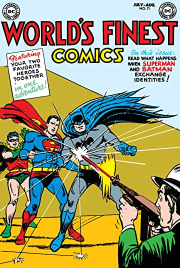 World's Finest Comics (1941-1986) #71