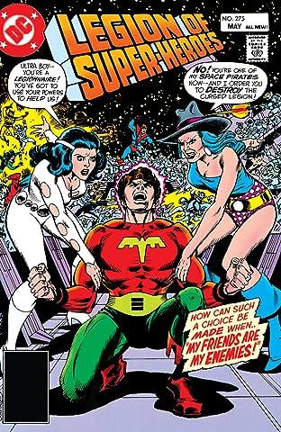 Legion of Super-Heroes (1980-1985) No.275
