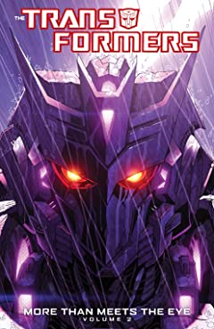 Transformers: More Than Meets the Eye (2011-2016) Tome 2
