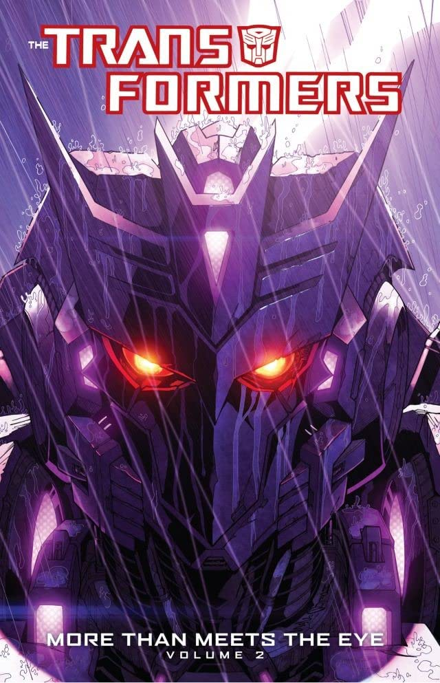 Transformers: More Than Meets the Eye (2011-) Vol. 2