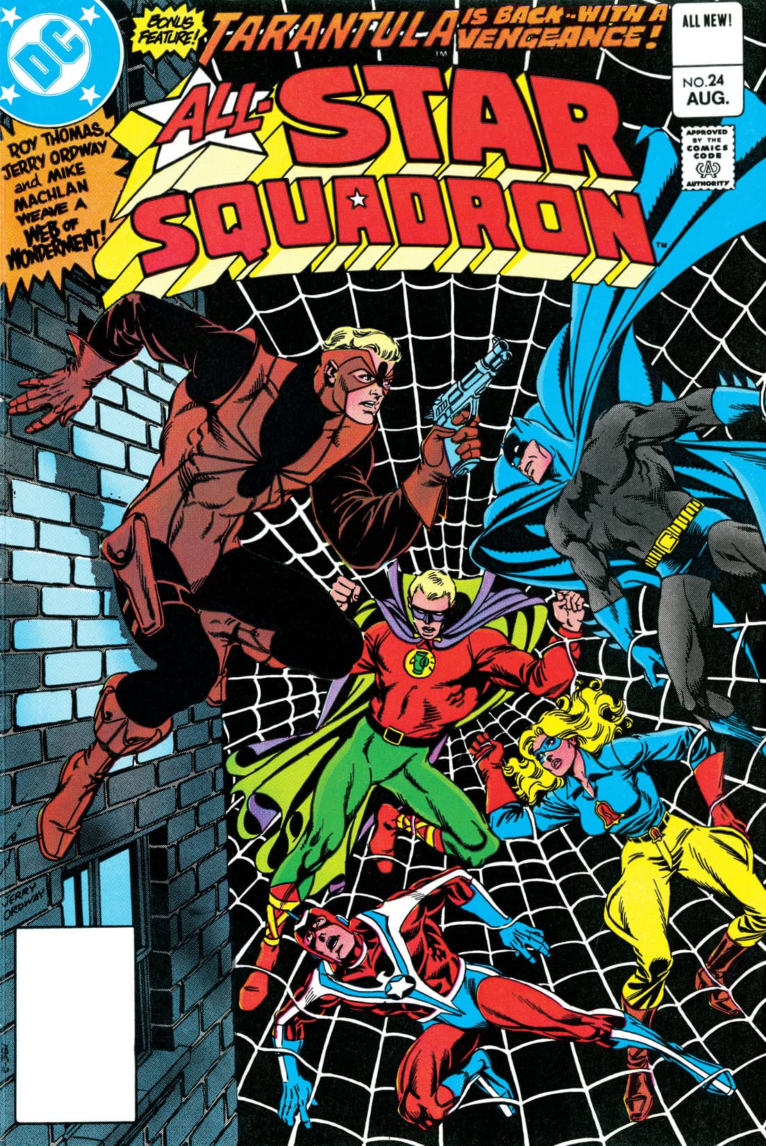 All-Star Squadron (1981-1987) #24