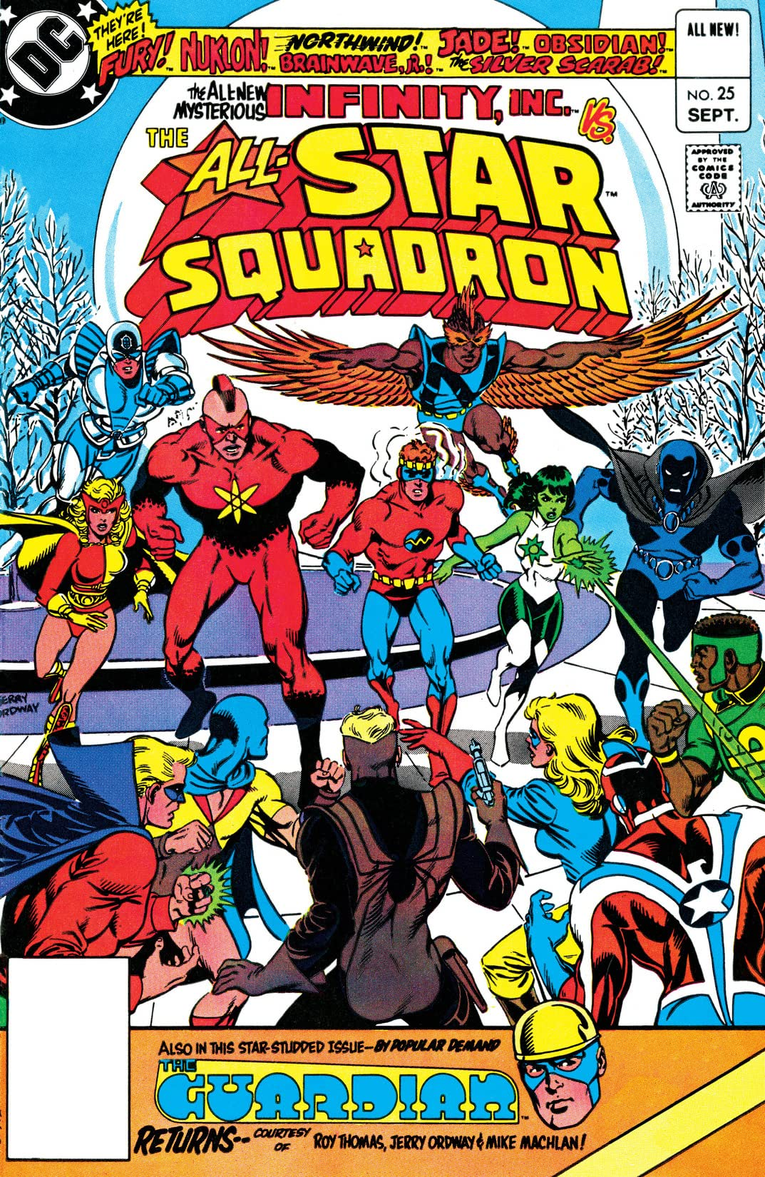 All-Star Squadron (1981-1987) #25