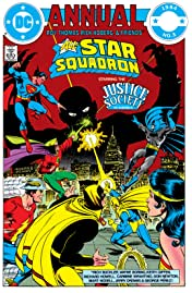 All-Star Squadron (1981-1987): Annual #3