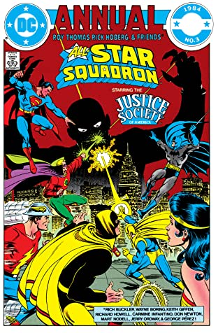 All-Star Squadron (1981-1987): Annual #3