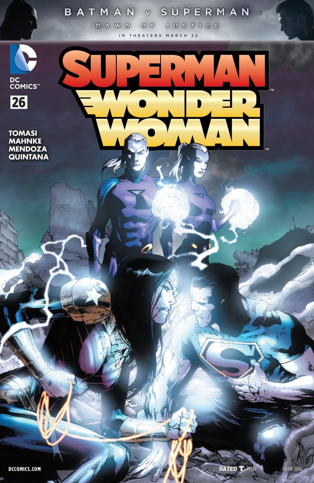 Superman/Wonder Woman (2013-2016) #26