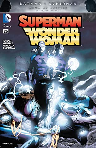 Superman/Wonder Woman (2013-2016) #26
