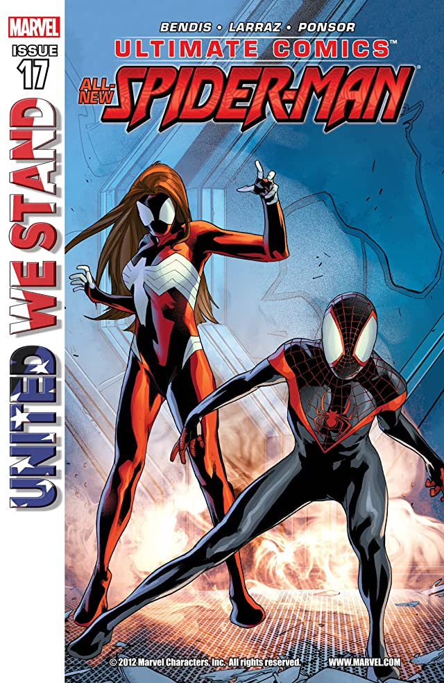 Ultimate Comics Spider-Man (2011-2013) #17