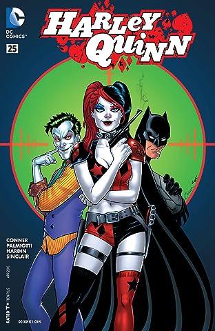 Harley Quinn (2013-2016) #25