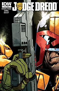 Judge Dredd No.1