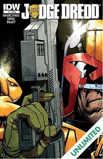 Judge Dredd #1