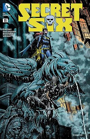 Secret Six (2014-2016) #11