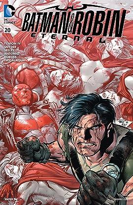 Batman & Robin Eternal (2015-2016) #20