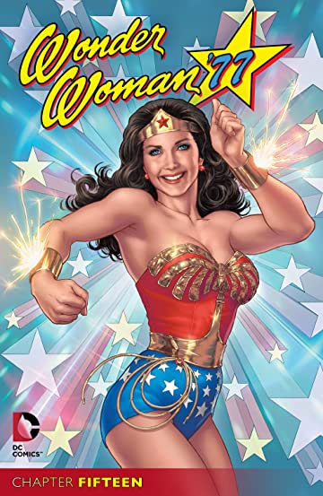 Wonder Woman '77 (2015-2016) #15