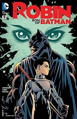 Robin: Son of Batman (2015-2016) #9