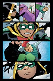 Robin: Son of Batman (2015-2016) #9