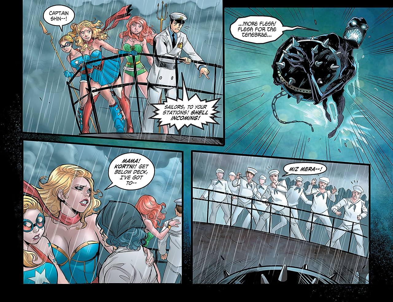 DC Comics: Bombshells (2015-2017) #31