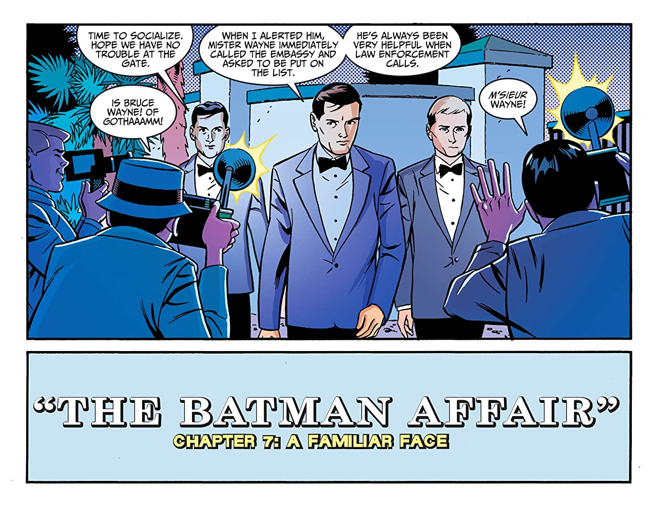 Batman '66 Meets the Man From UNCLE (2015-2016) #7