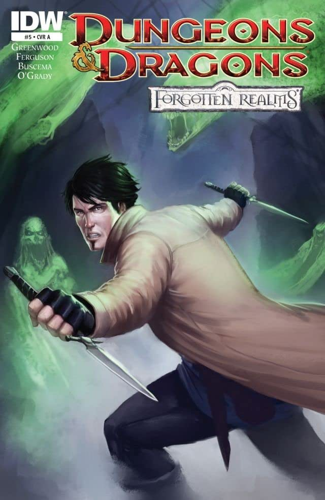Dungeons & Dragons: Forgotten Realms #5