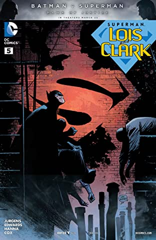 Superman: Lois and Clark (2015-2016) #5