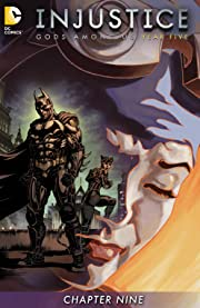 Injustice: Gods Among Us: Year Five (2015-2016) #9