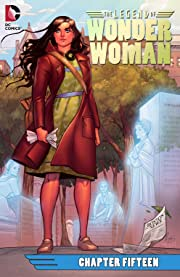 The Legend of Wonder Woman (2015-2016) #15