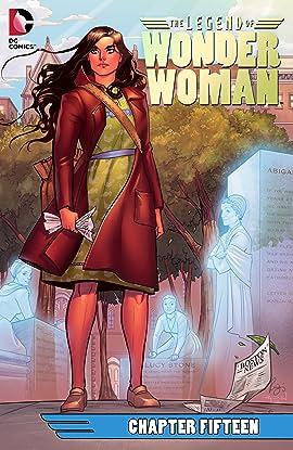 The Legend of Wonder Woman (2015-2016) #15