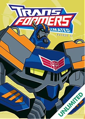 Transformers Animated Vol. 11