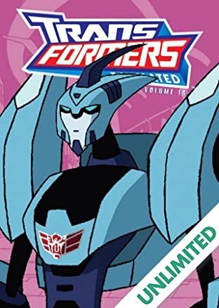 Transformers Animated Vol. 13