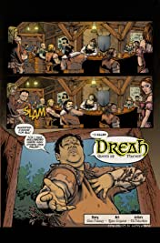 Dreah, Queen of Thieves #1