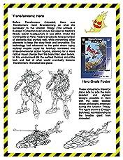 Transformers Animated: Allspark Almanac I
