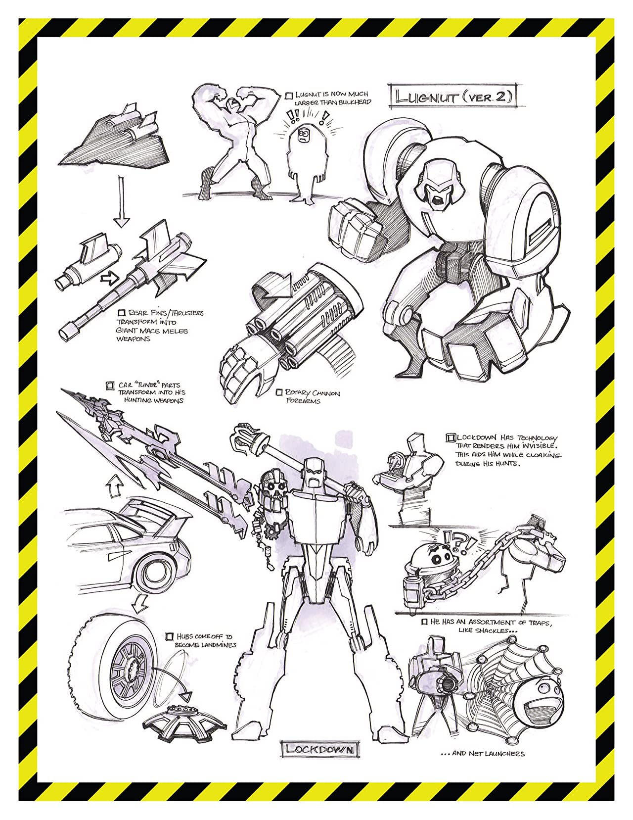 Transformers Animated: Allspark Almanac I