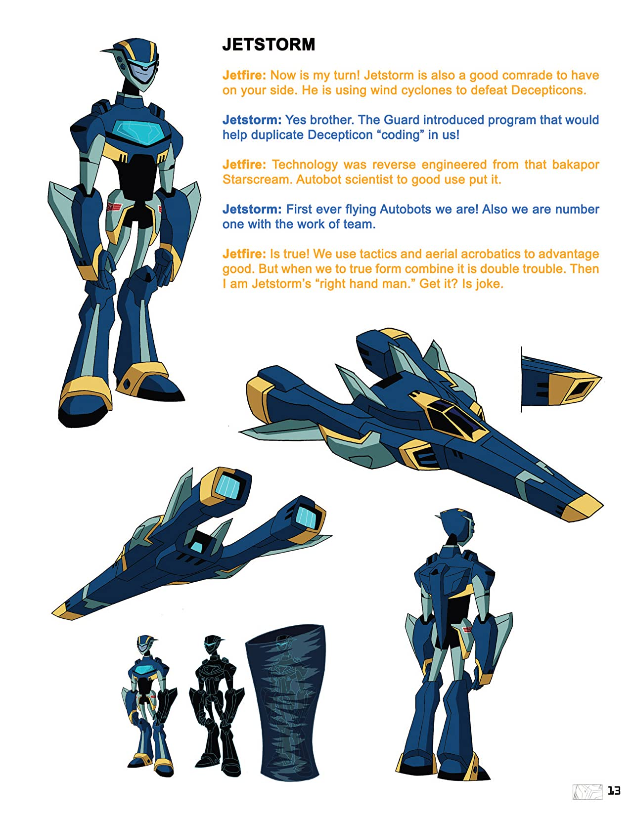 Transformers Animated: Allspark Almanac II